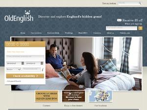 Old English Inns website