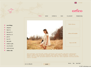 Orfeo website