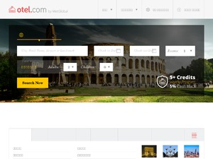 Otel.com website