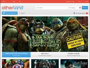 Otherland website