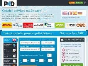 P4D website