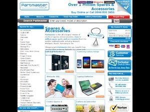 Partmaster website