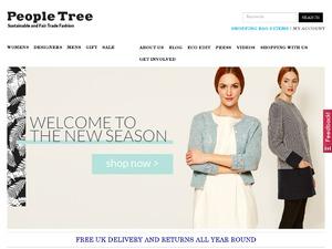 People Tree website