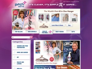 Pitch TV website