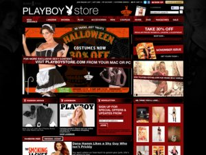 Playboy website