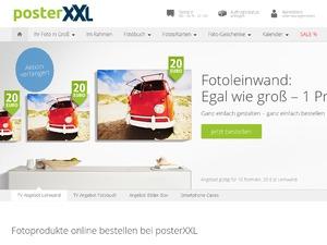 Poster XXL website