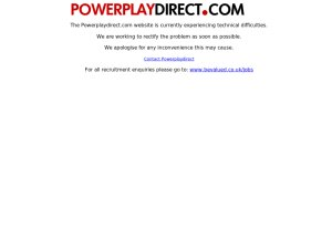 PowerPlay Direct website