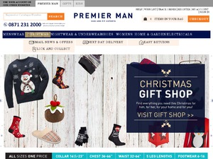 Premier Man website