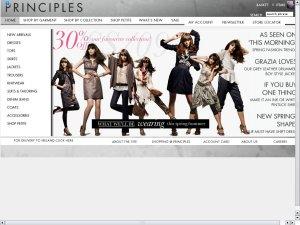 Principles website