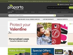 Proporta website