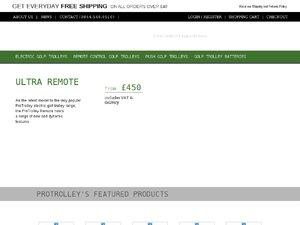 Protrolley website