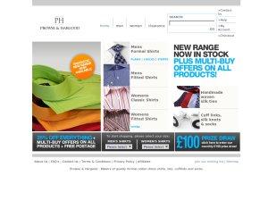 Prowse & Hargood website