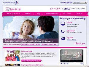 With Race For Life Best Voucher Codes, Enjoy Great Savings. When you are searching for Race for Life best voucher codes, you are guaranteed to receive the most current and useful promotion deals and discounts. We provide 5 coupon codes, 37 promotion sales and also numerous in-store deals and shopping tips for Race for Life best voucher codes.