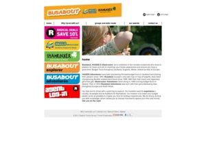 Radical Travel website