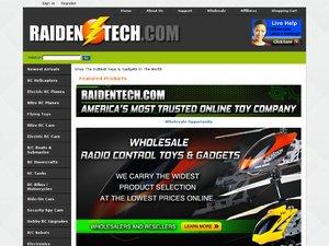 Raidentech website