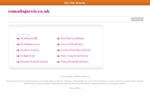 Ramada Jarvis website