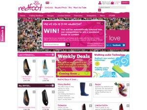 Redfoot Revolution website