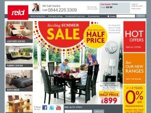 Reid Furniture website