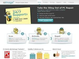Reimage website