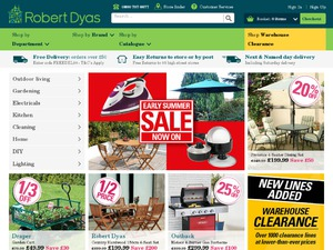 Robert Dyas website