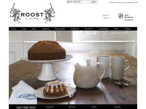 Roost website