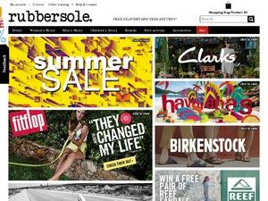RubberSole website