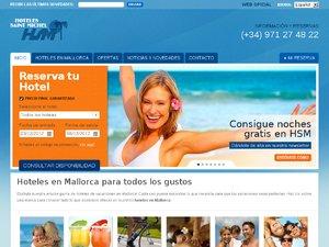 St Michel Hotels website