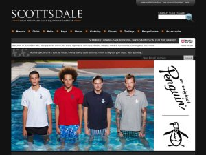 Scottsdale Golf website