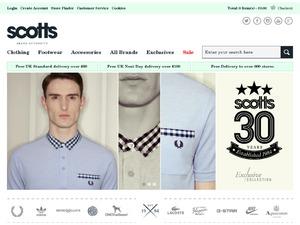 Scotts website
