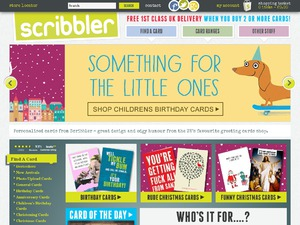 Scribbler website