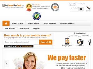 sellsmartforcash website