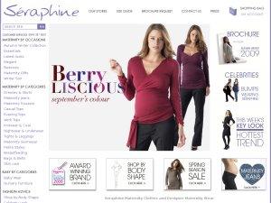 Seraphine website