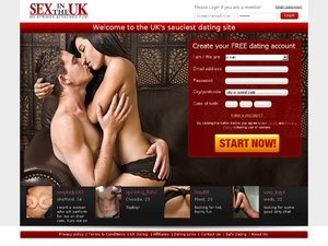 Sex in the UK website