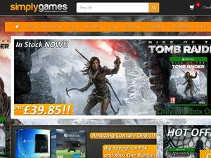 Simply Games Ltd website