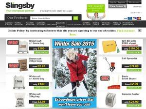 Slingsby website