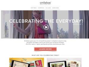 Smilebox website