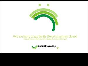 Smile flowers website