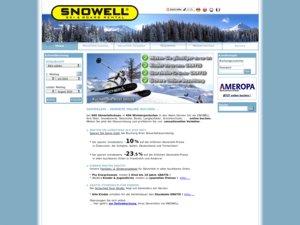 Snowell website