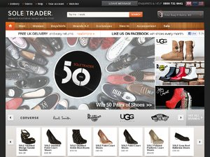 Sole Trader website