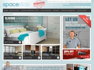 Spaceslide website