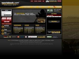 SportsBook website