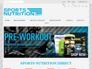 Protein Lifestyle website