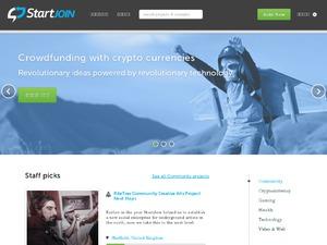StartJOIN website