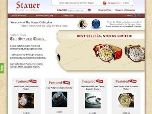 Stauer website