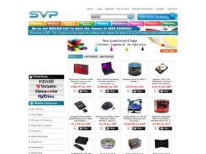 SVP website