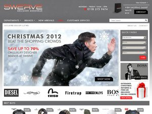 Swerve website