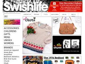 Swish Life website