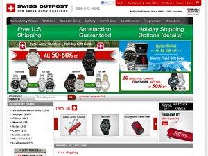 Swiss Outpost website