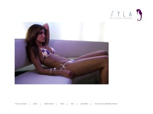 Syla Disigns website