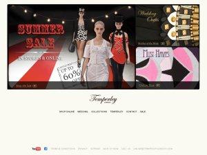 Temperley London website